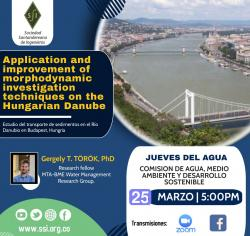 "JUEVES DEL AGUA SSI ""Application and improvement of morphodynamic investigation techniques on the Hungarian Danube"""